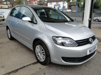 Volkswagen Golf Plus 1.6 TDI 105 S 5dr Hatchback Diesel SilverVolkswagen Golf Plus 1.6 TDI 105 S 5dr Hatchback Diesel Silver at Foxhill Used Cars Sheffield